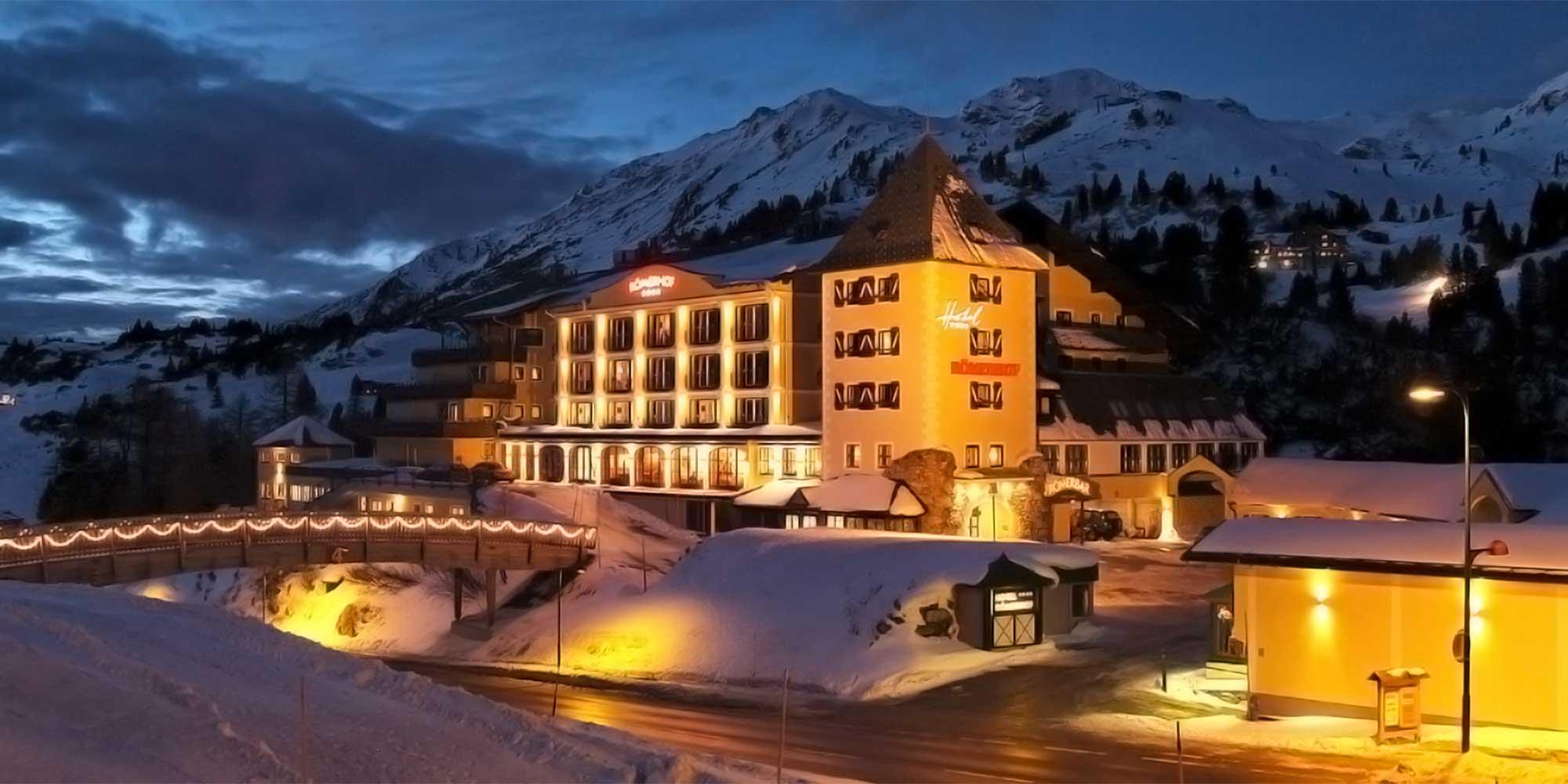 Hotels Obertauern  Sterne
