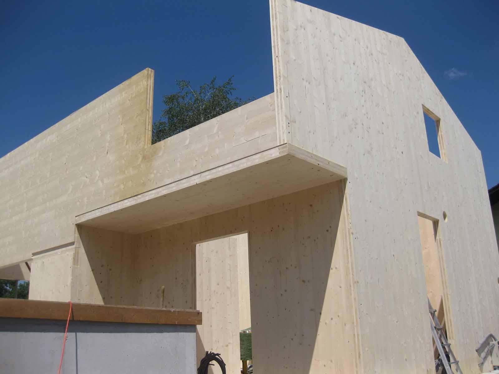 Scharfetter radstadt holzbau mauterndorf for Architekt planung