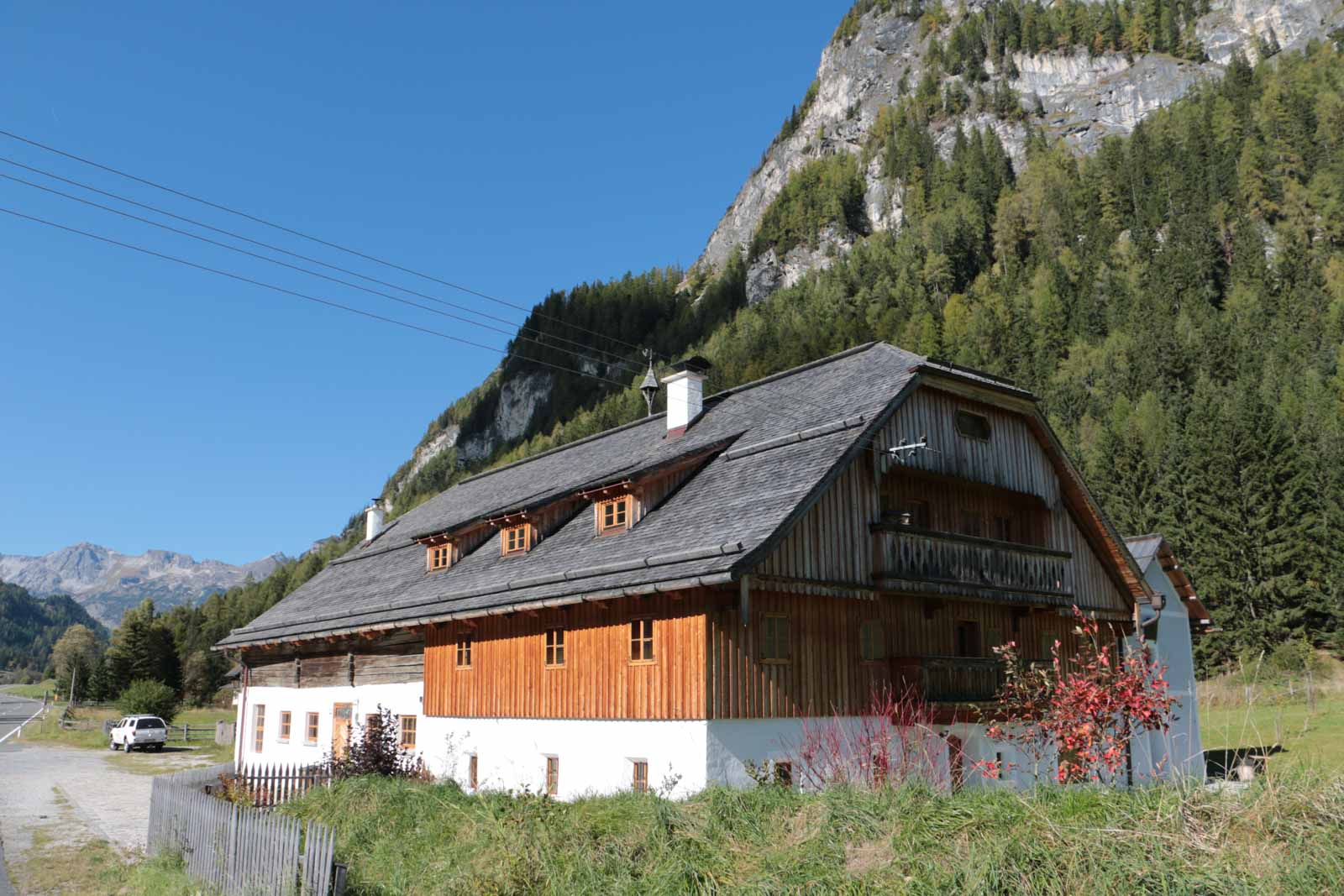Stoffengut tweng holzbau mauterndorf for Architekt planung